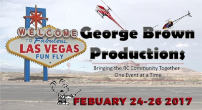 George Brown Introduction to Fabulous Las Vegas FunFly February 24-26 2017